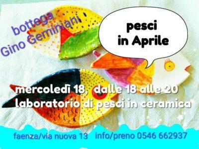 Pesci Aprile Gino Geminiani