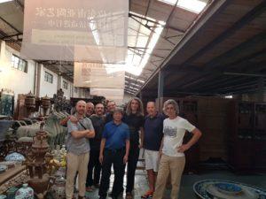 Fuping - i ceramisti italiani al Fuping Pottery Art Village
